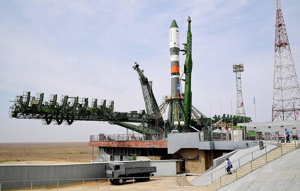 Soyuz Cargo spacecraft
