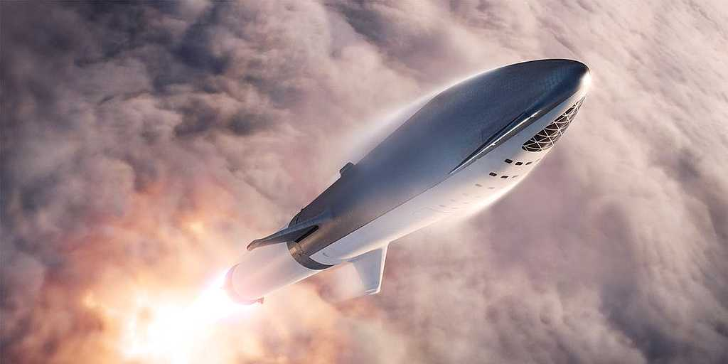 SpaceX's BFR Reusable rocket