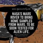 NASA's Mars mission to bring back samples