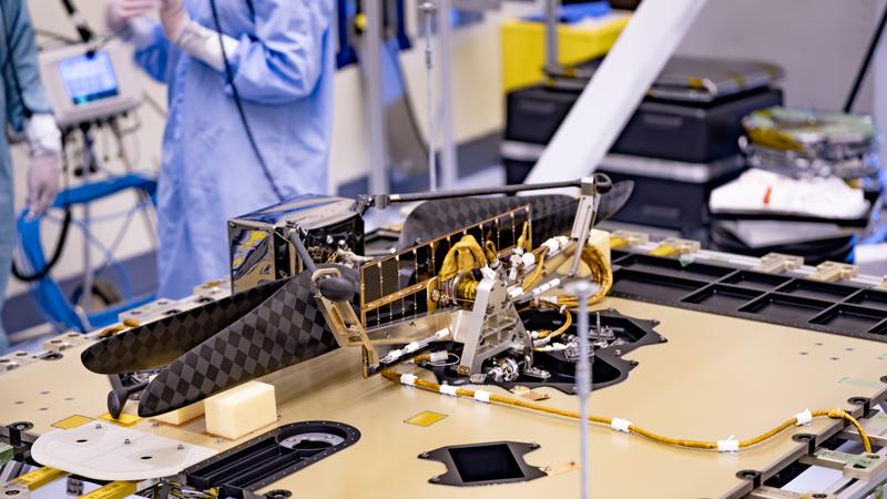 Mars 2020 Helicopter Ingenuity