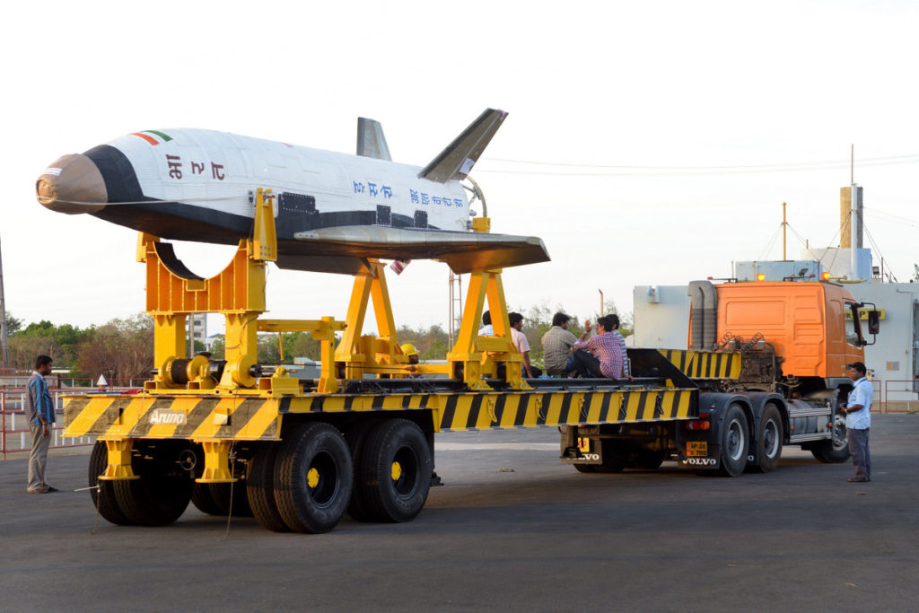 ISRO's Reusable Launch Vehicle is a reusable rocket