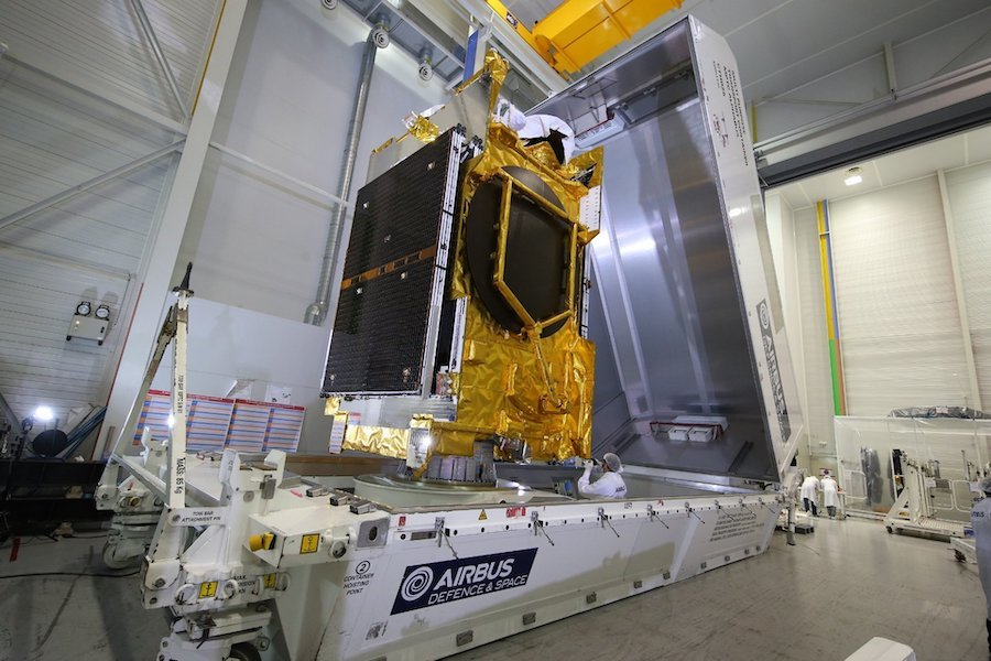 SpaceX to launch ANASIS-II military satellite for south korea