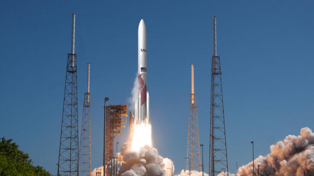 ULA's Atlas V rocket