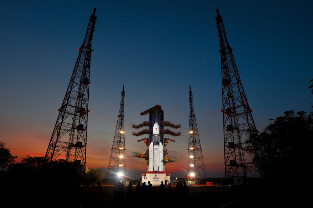 Next spacex in india