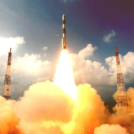 PSLV-C37 Successfully Launches 104 Satellites in a Single Flight