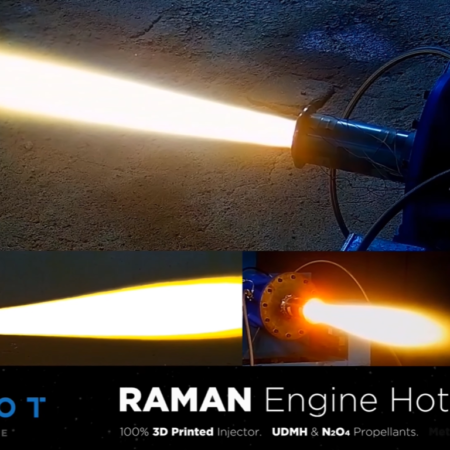 Indian startup Skyroot Aerospace successfully tested an upper-stage rocket engine