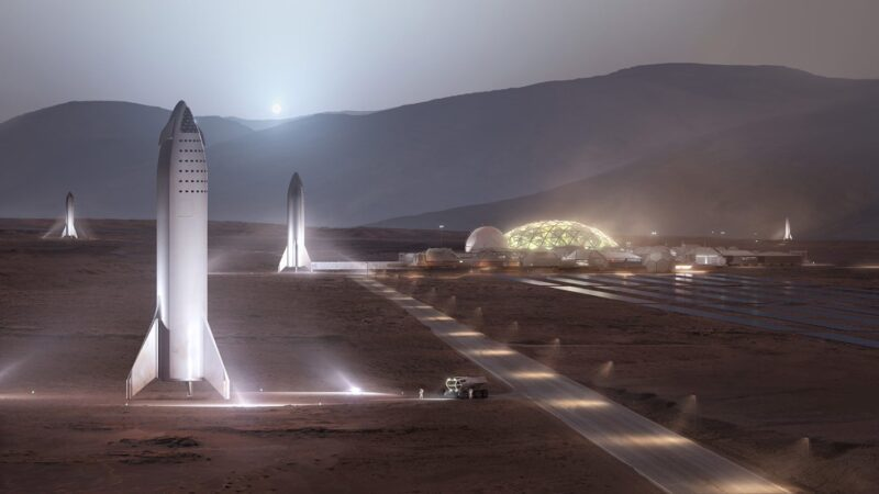 Elon Musk to set up a base on Mars by 2022